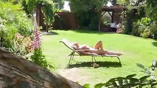 Hot blonde chick_Jessa Rhodes rides her neighbors dick thumb