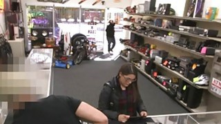 Two Bitches Tried To Shoplift_At The Pawnshop thumb