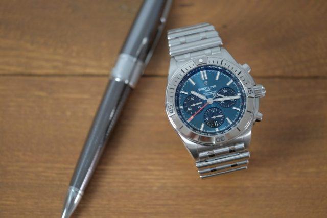 Chronomat B01 Dial
