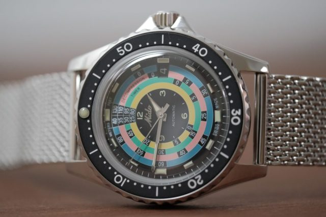 Mido Ocean Star Decompression Timer 1961 Diver Watch Review
