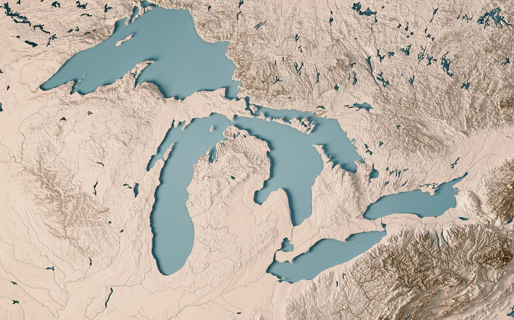 Study Examines Impact Of Pharmaceuticals On The Great Lakes