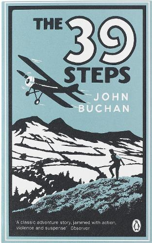 Image result for The Thirty-Nine Steps,