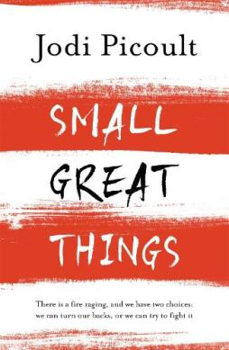 Image result for small great things