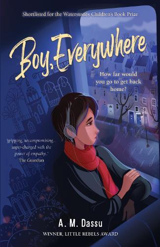 Boy, Everywhere (Paperback)