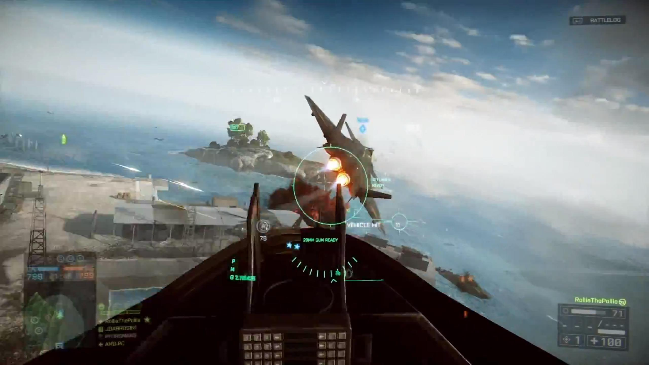 Battlefield 4 Multiplayer Trailer Shows New Maps Intense
