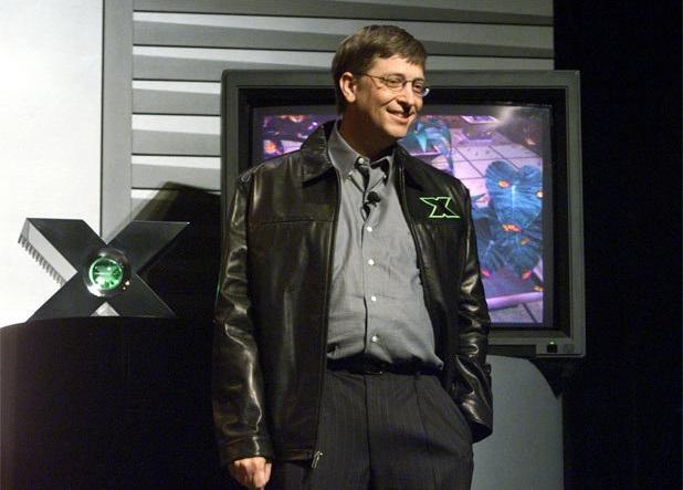 Xbox Invented Bill Gates