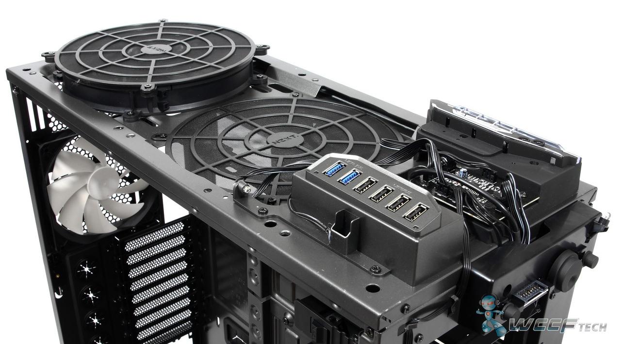 Nzxt Phantom Fan Connectors