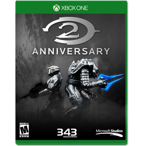Halo 2 Anniversary Xbox One Vs Original Xbox Version Video