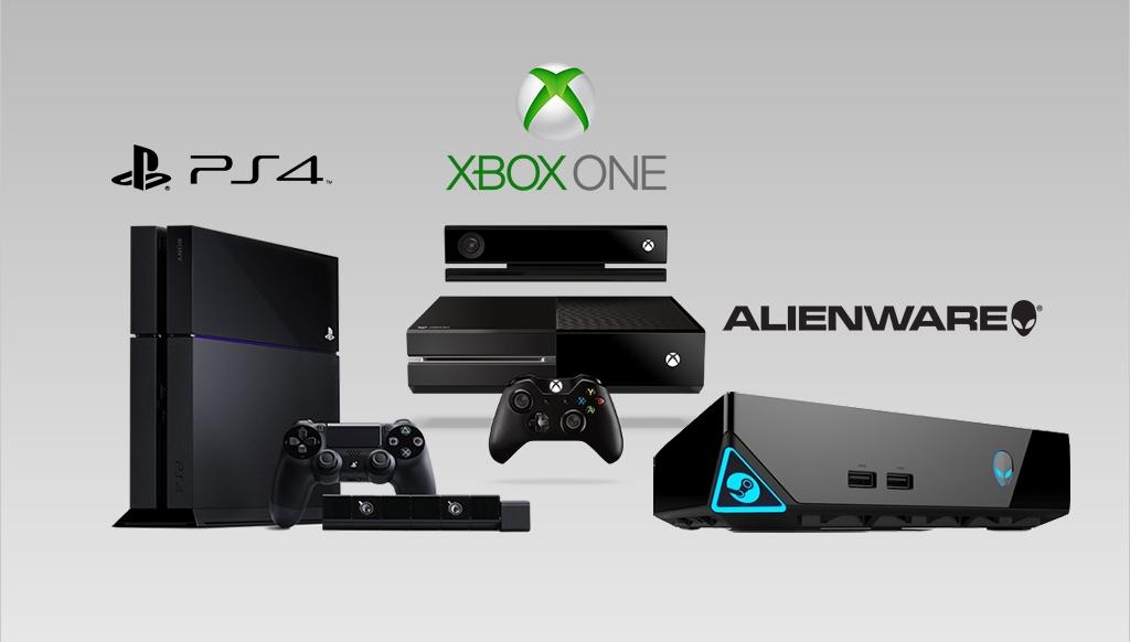 Alienware Alpha Vs PS4 Vs Xbox One Graphics Comparison