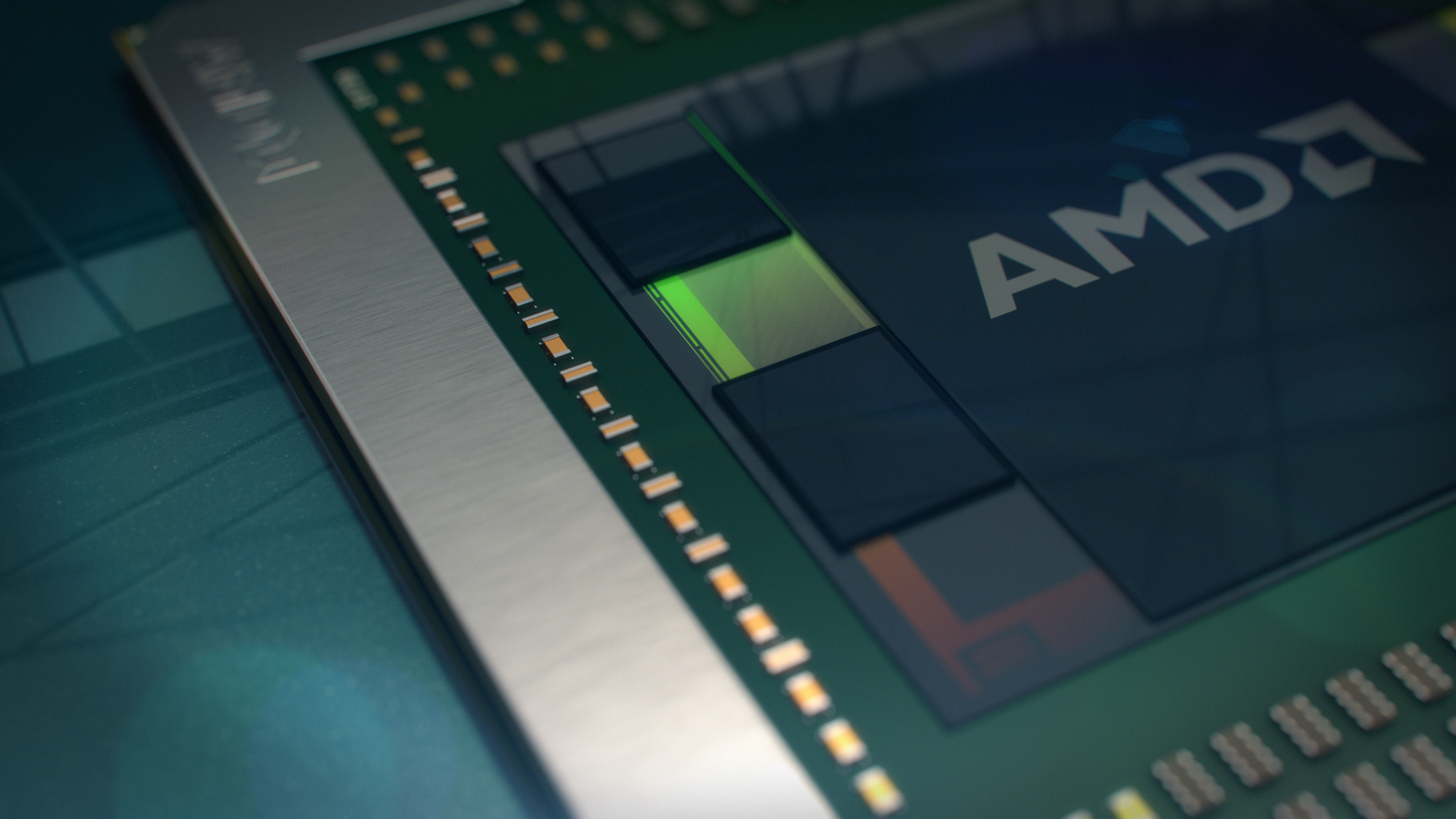 AMDs Greenland GPU May Feature Up To 32 GB Of HBM2 Memory