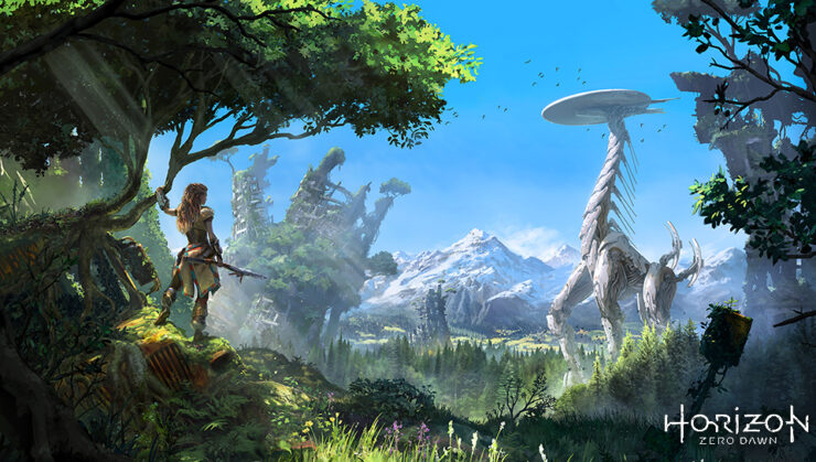 Guerrilla Releases Amazing Horizon  Zero Dawn Wallpapers For Your     horizonzerodawn 02 640x1136  horizonzerodawn 01 960x544   horizonzerodawn 01 1024x768  horizonzerodawn 01 1280x1024   horizonzerodawn 01 1680x1050