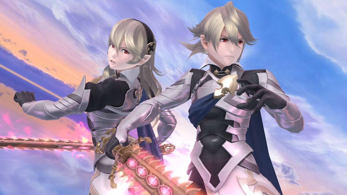 Super Smash Bros For Wii U 3DS 15 Patch Tweaks Corrin Mewtwo Cloud And Others