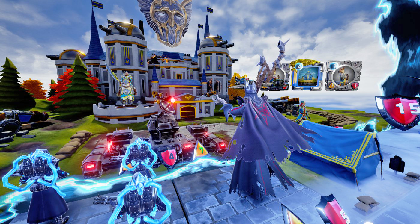 VR Card Game Dragon Front Announced Oculus Exclusive