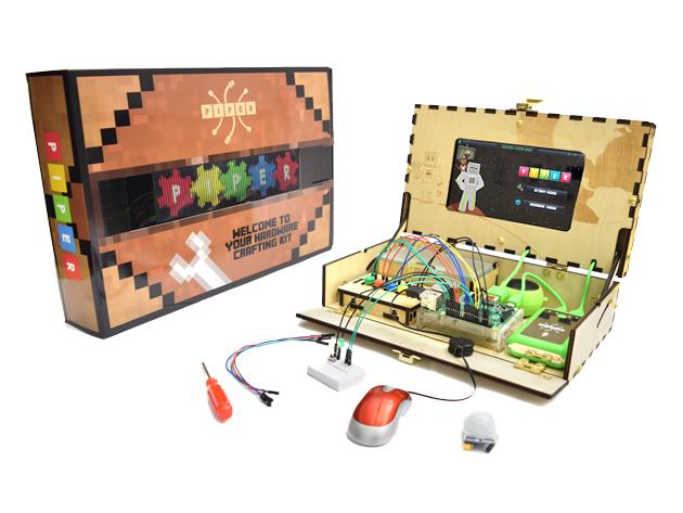 piper raspberry pi computer kit