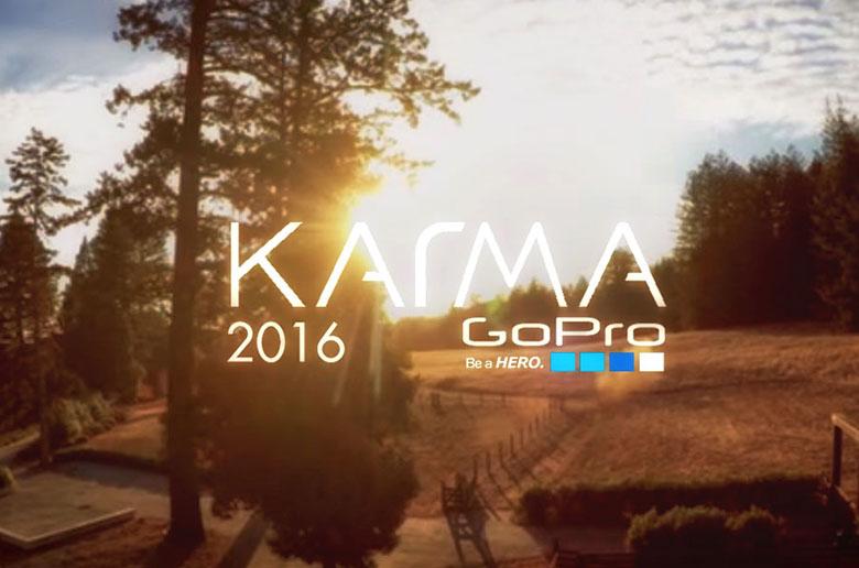 gopro karma drohne release