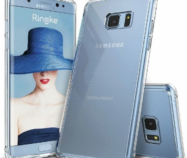 Samsung Galaxy Note  Live Images And Coral Blue Renders Leak Lend More Support For Iris Scanning