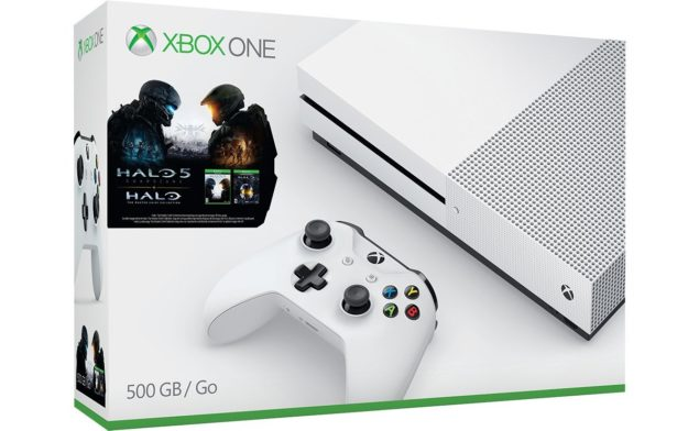 Xbox One S 500GB1TB Halo Collection And Madden NFL 17