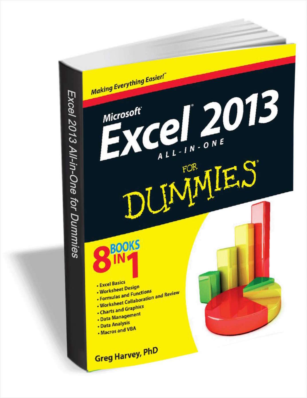 Download Excel All In One For Dummies 8 Books In 1