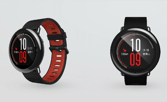 Xiaomi Amazfit official image gallery