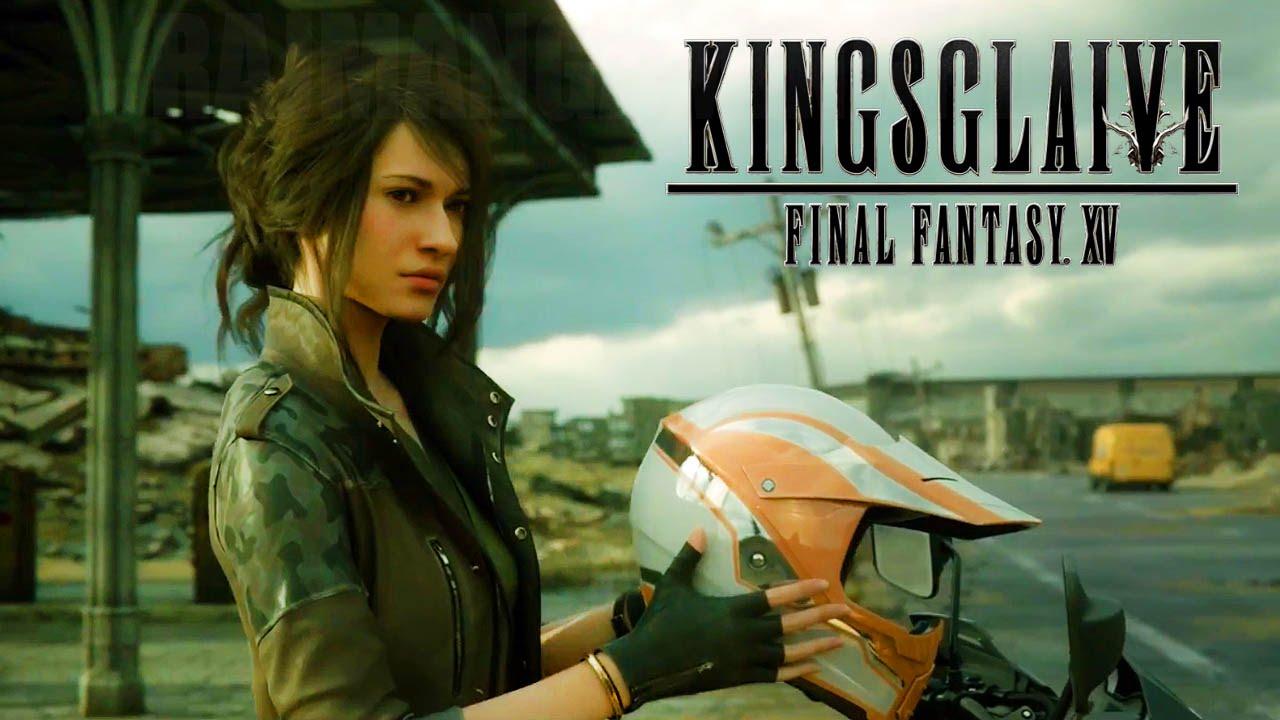 Kingsglaive Final Fantasy XV Review Enjoyable But Not