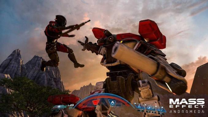 Image result for mass effect andromeda gameplay