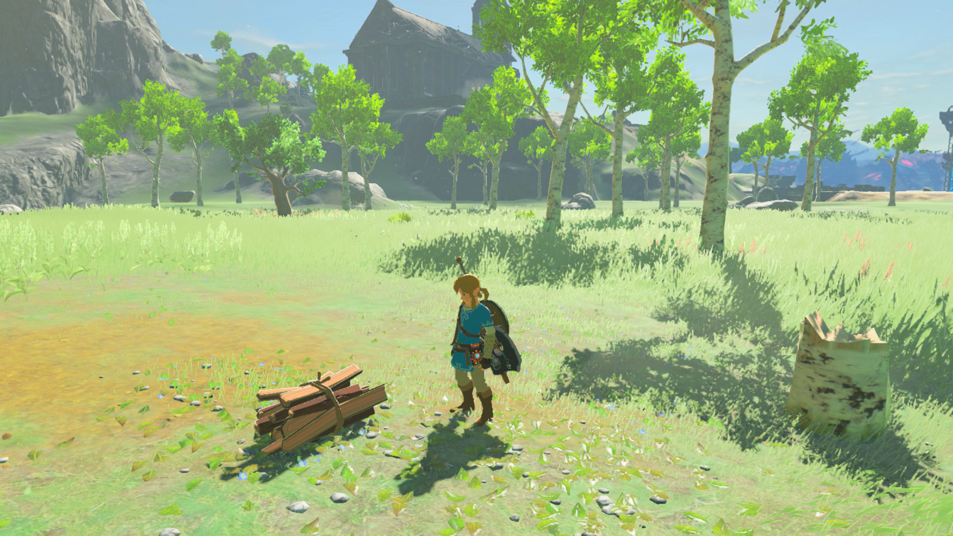 Zelda Breath Of The Wild Can Run At An Acceptable Framerate On Cemu 173d ReShade 12k GFX