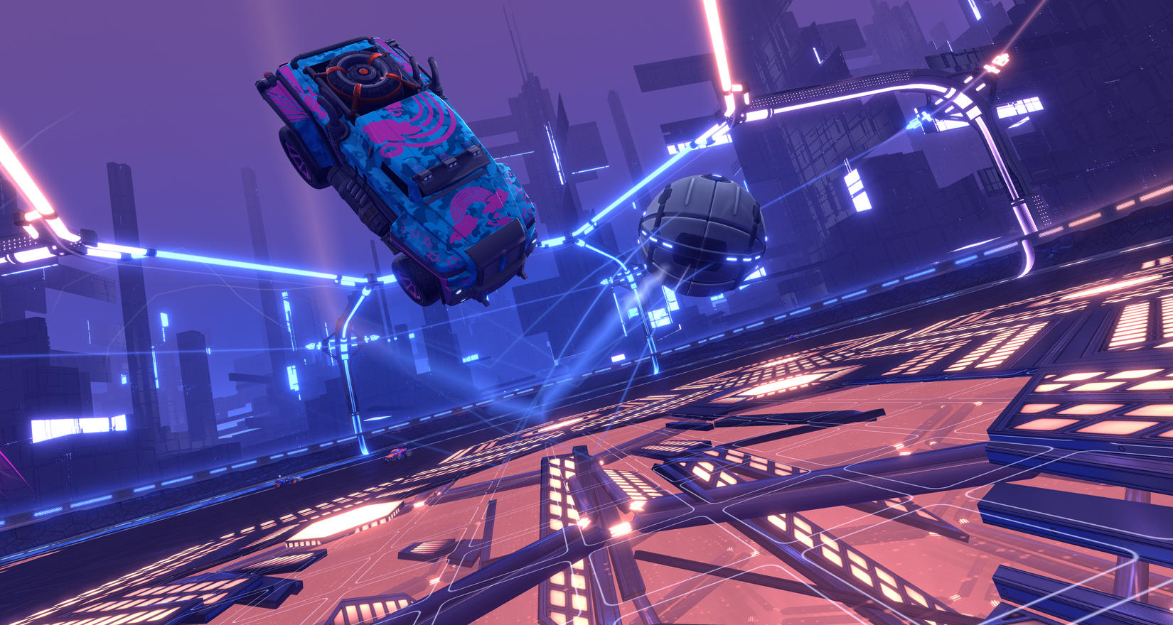 Rocket League Introduces New Mode And Arena
