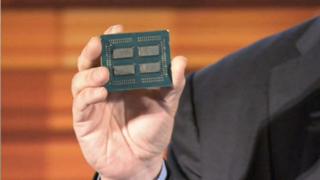 AMD EPYC CPU 740x416 Do you consider AMD to have become an end to end competitor of Intel? Dell might beg to differ!