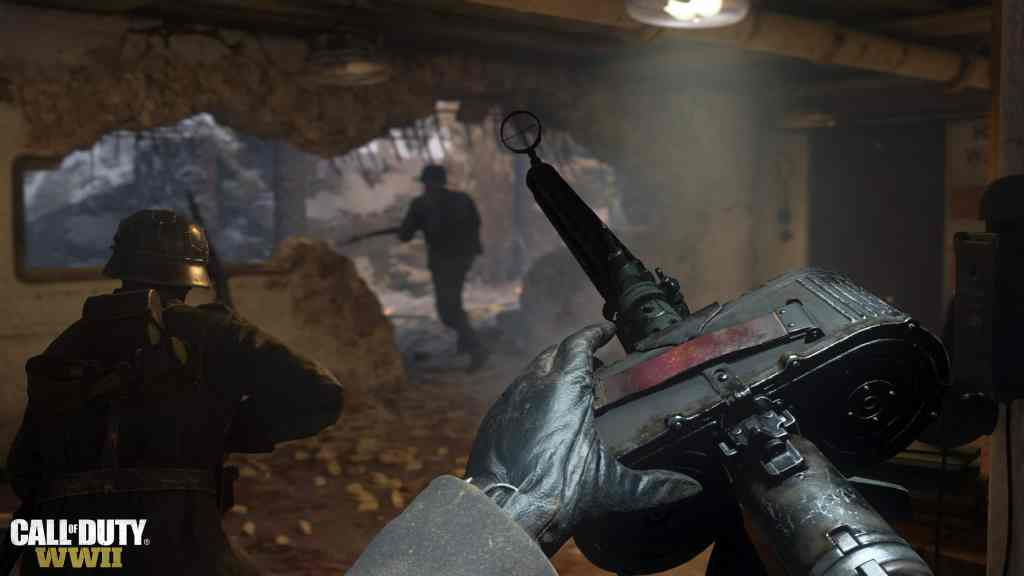 Image result for call of duty ww2 multiplayer
