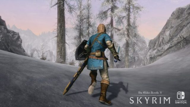 skyrim switch 9 740x416 Nintendo Switch hosts The Elder Scrolls V: Skyrim   How do the testers find it?