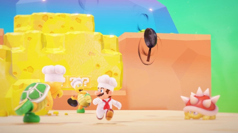 Review: Super Mario Odyssey - Geeks Under Grace