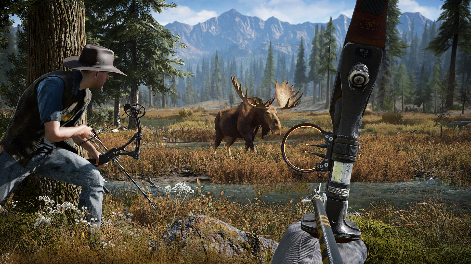 Far Cry 5 s Co op Mode Retains The Sanctity Of A Single Player Story     Far Cry 5 s Co op Mode Retains The Sanctity Of A Single Player Story  Says  Ubisoft