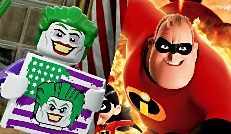 Lego Incredibles 2 and Lego DC Villains Rumored to Coming This Year Interactive and TT Games  kid friendly Lego franchise  Every year we see a  guaranteed two or three new licensed Lego games hit shelves