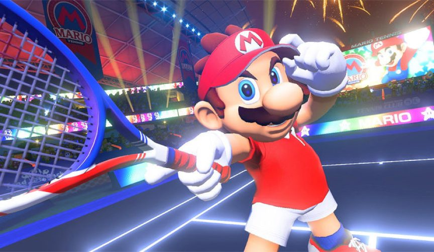 Image result for mario tennis