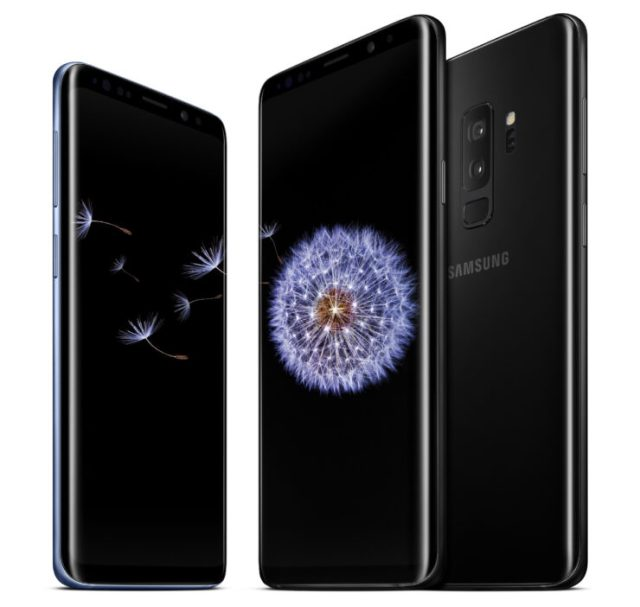 Samsung Galaxy S9 S92 740x702 Samsung presents S9 and S9 Plus at MWC 2018. Here are details about price and carrier
