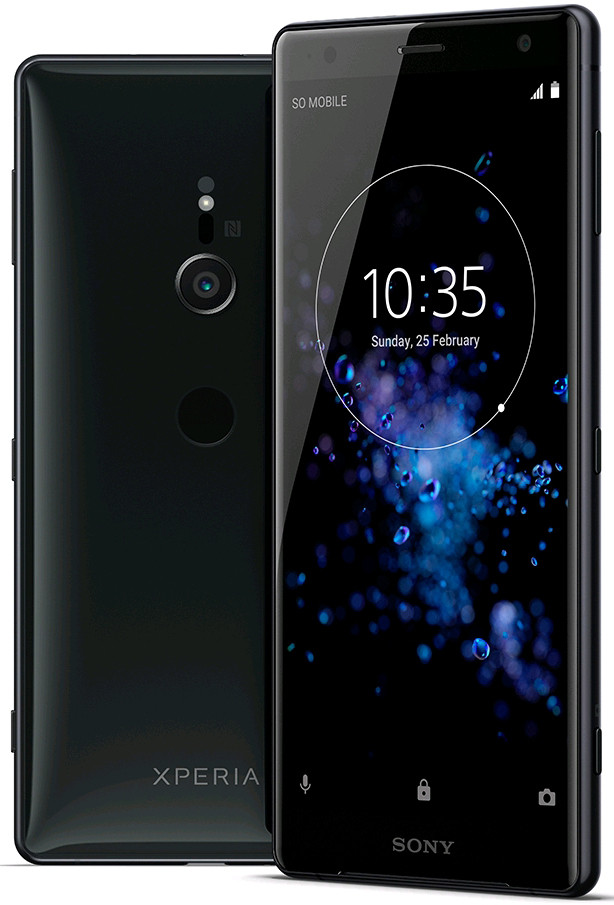 xperia xz2 Powerful hardware enabled and redesigned Sony Xperia XZ2 and Xperia XZ2 Compact will launch at MWC 2018
