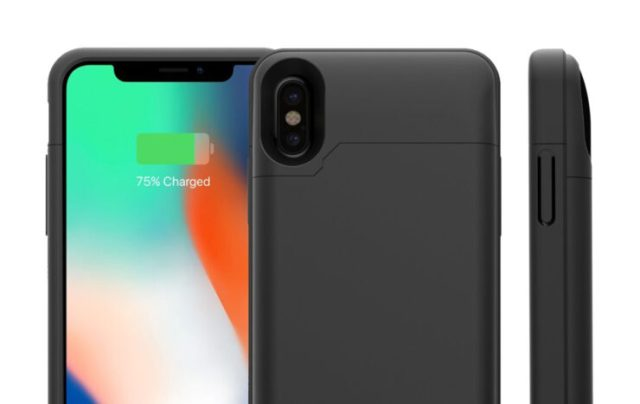 iPhone X ZeroLemon Battery Case 740x467 The iPhone X ZeroLemon battery case allows you to increase battery capacity twice times