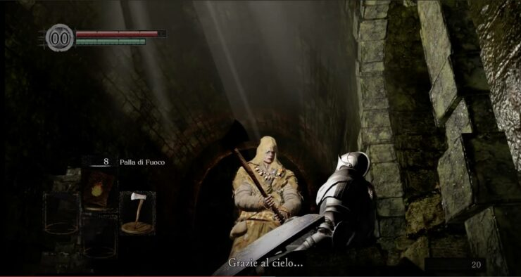 Dark Souls Remastered PS4 Pro Textures And Lighting Appear