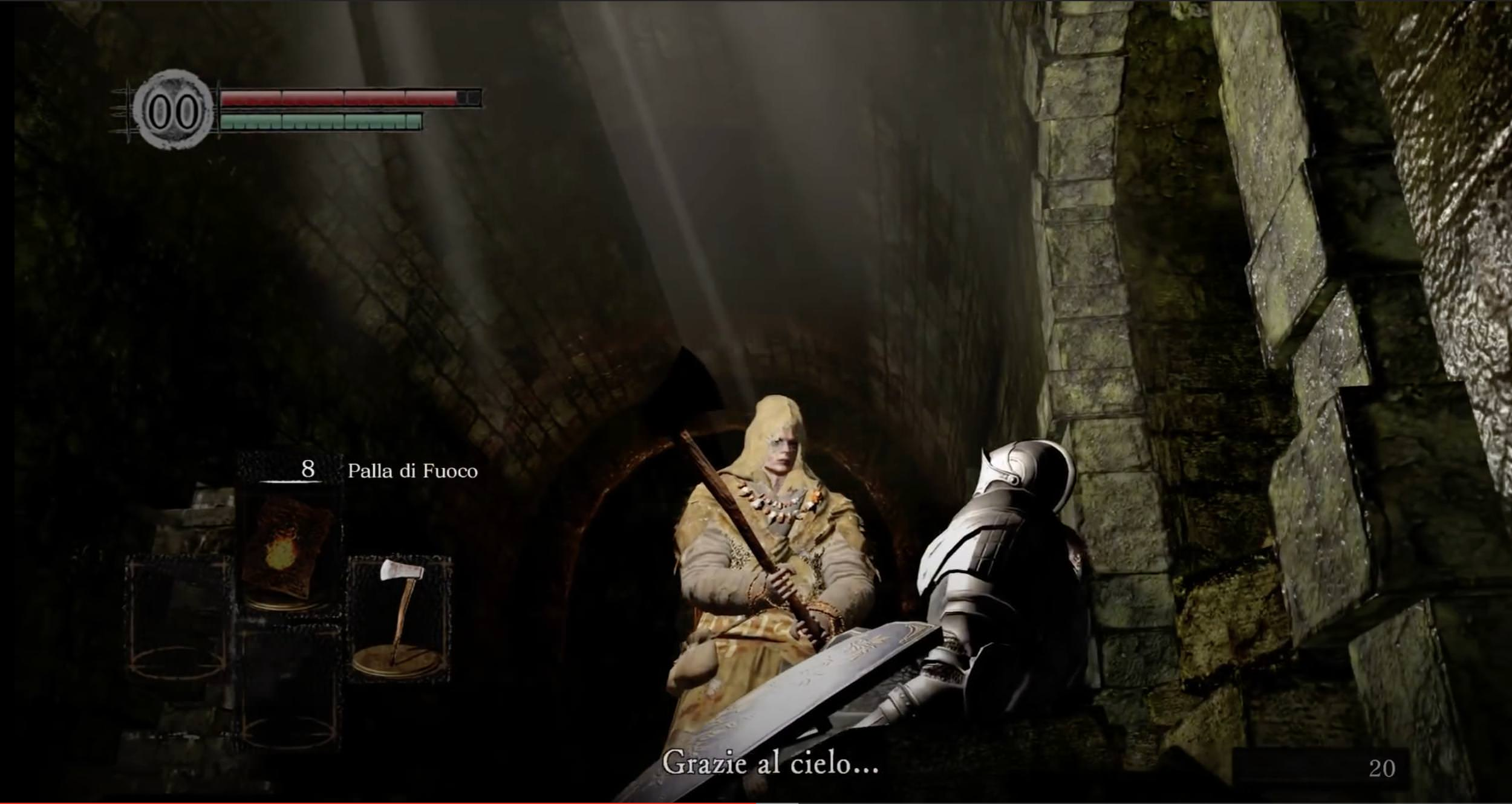 Dark Souls Remastered Review   Revisiting Lovely Lordran People returning to Dark Souls want to do it in the same way they did all  those years ago  just with a clearer image