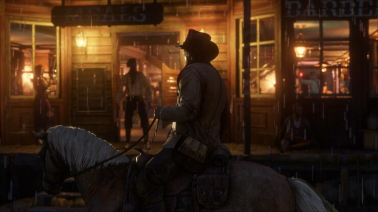 New Red Dead Redemption 2 Screenshots Showcase John