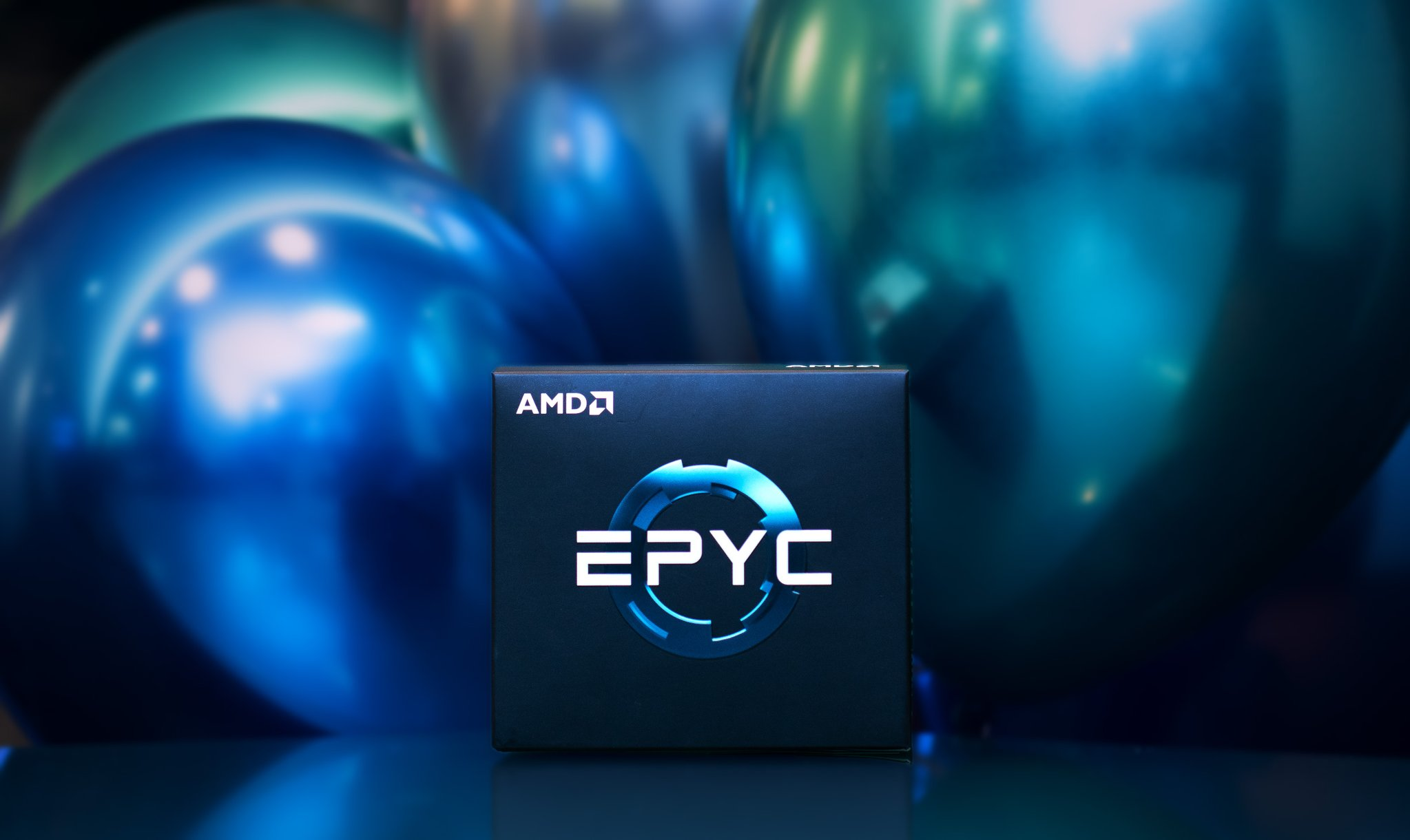 AMD 7nm EPYC Rome Competes Favorable Against Intel Ice Lake