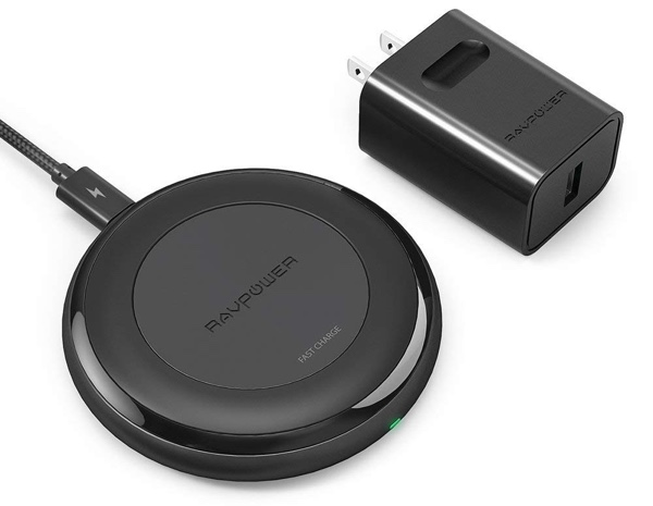 ravpower wireless charger Bought an iPhone Xs and iPhone Xs Max? Here are the top 10 fast wireless chargers for you!