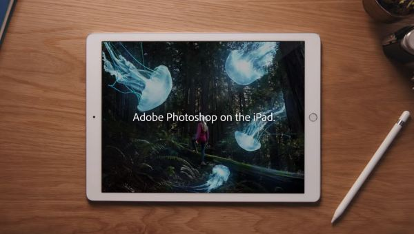 Adobe all-in on Photoshop for iPad, Illustrator coming to iPad in 2020