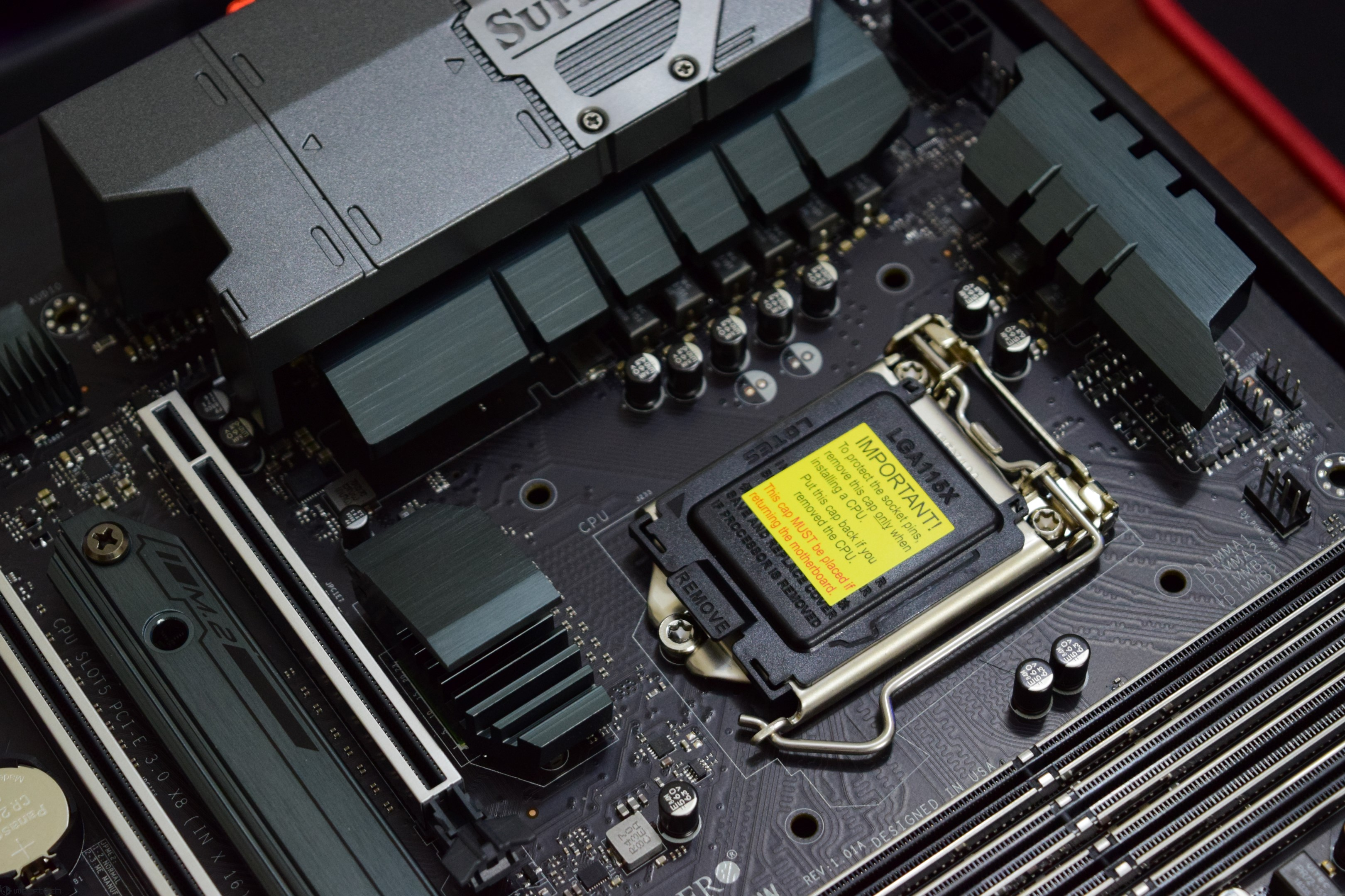SuperO C9Z390-PGW Flagship Gaming Motherboard Review