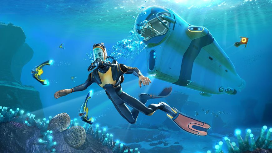 Subnautica Is Free on the Epic Games Store; Download It ...
