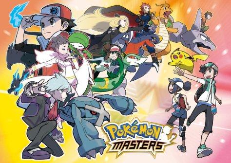 Resultado de imagen para pokemon masters league