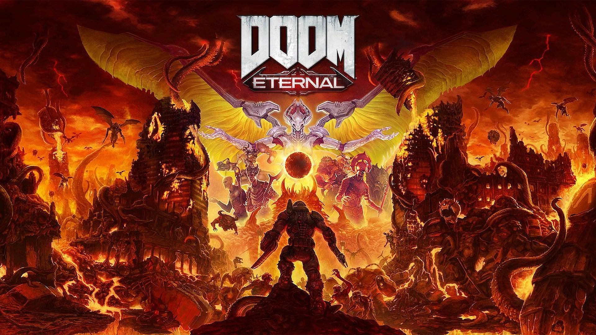 Doom Eternal Won T Feature Classic Deathmatch Mode So To Not