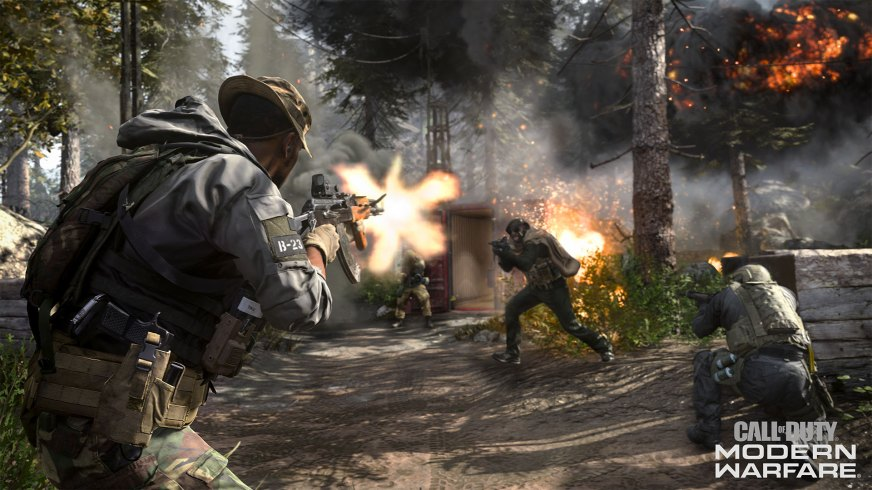 Infinity Ward Is Focused On Core Multiplayer Rather Than Battle Royale For Call Of Duty Modern Warfare