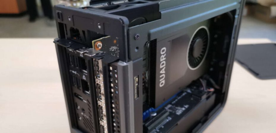 Intel's Quartz Canyon NUC Supports 8 Core Xeon E or 9th Gen