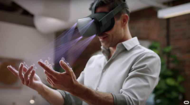 Oculus Quest Just Got the Hand Tracking Feature Ahead of Schedule